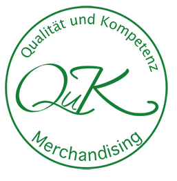 Qualität und Kompetenz Merchandising